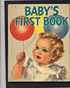 Baby's First Book by Annette Edwards