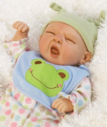 Paradise Galleries Reborn Baby Doll Like Real Lifebaby