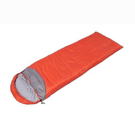 MIAO Al aire libre otoño ligero de algodón hueco adulto camping 190 * 75 cm Sacos