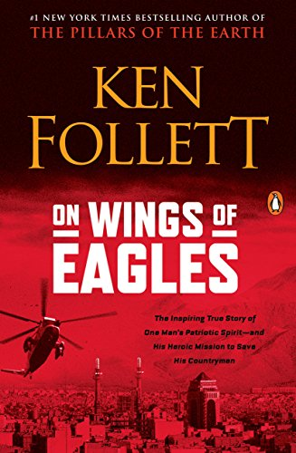 On Wings of Eagles cover book