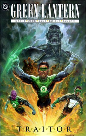 Download Green Lantern: Traitor pdf