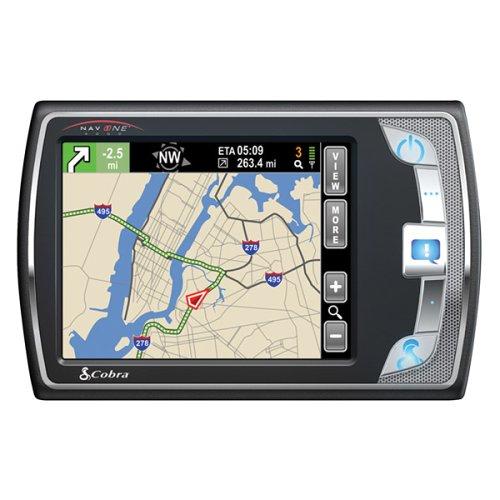 Cobra GPSM 4000 Nav One 5-Inch Portable GPS Navigator, Best Gadgets