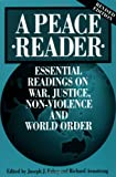 img - for A Peace Reader (Revised Edition) book / textbook / text book