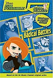 Disney's Kim Possible: Pick a Villain - Badical Battles - Book #2