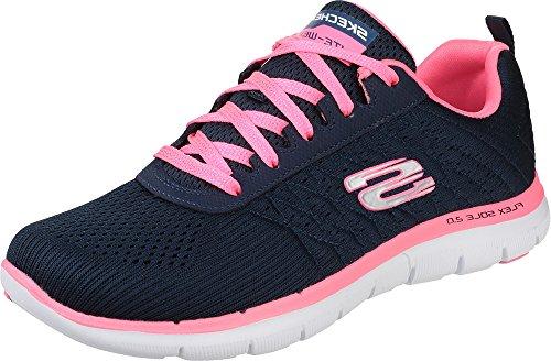 ONLYuniform ,  Damen Stiefel Navy/Pink