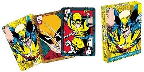 Aquarius Juego de Cartas de cómics de Marvel Wolverine Serie ...