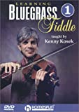 DVD-Learning Bluegrass Fiddle #1