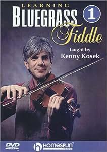 DVD-Learning Bluegrass Fiddle #1