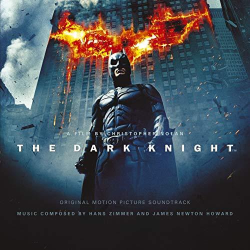 The Dark Knight - Original Motion Picture Soundtrack (Hans Zimmer Best Soundtracks)