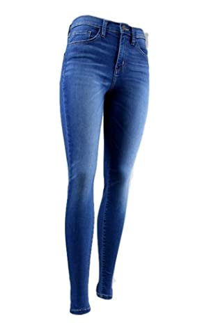 Denim Skinny Jeans, Light Wash