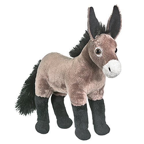 (Conservation Critters Standing Mule Plush Toys 10
