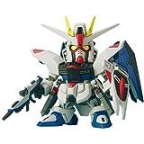 SD Gundam BB senshi 257 ZGMF-X10A Freedom Gundam