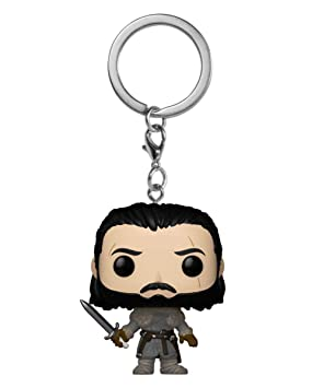 Horror-Shop Jon Snow Llavero Bolsillo Pop: Amazon.es ...