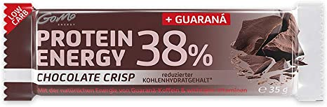 Gomo Energy 38 Protein Power Bar Energy Gain Fat Loss Programme 200 Mg Guarana L Carnitine And B Vitamins High Quality Protein Source