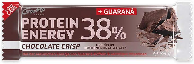 GoMo ENERGY® 38% PROTEIN BAR │ Programa de aumento de la ...