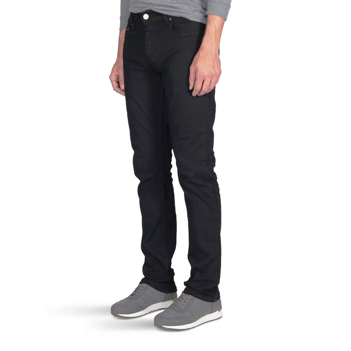 Amazon.com: Mugsy Jeans – Tintas calamares – Pantalones ...