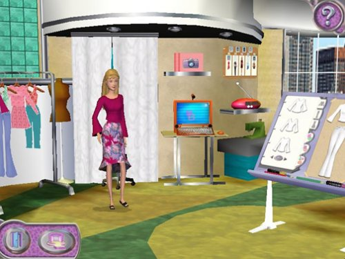 c3638dc8fa Barbie fashion show video games