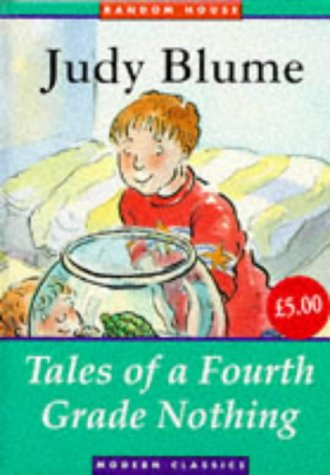 Tales Of A Fourth Grade Nothing Fudge Book Review And