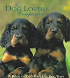 Dog Lover's Companion, Richard Dawes, 1858337291