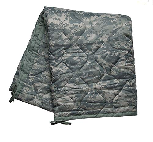 Acme Approved Military Grade Poncho Liner Blanket - Woobie (ACU-Army Digital) ()
