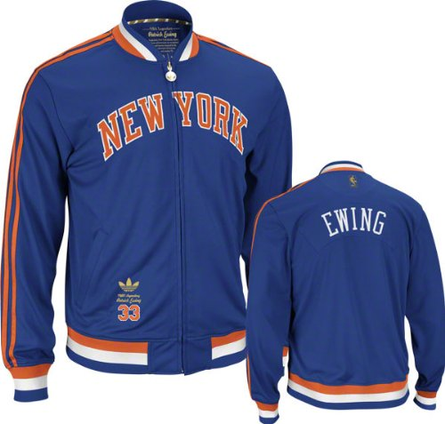 sneakers for cheap 33b49 35c1d Amazon.com : NBA Men's New York Knicks Patrick Ewing ...