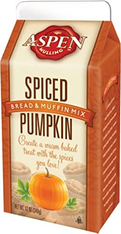 Aspen Mullings Pumpkin and Spice Muffin Mix - Cider Seasonal Drink Mix MMPS