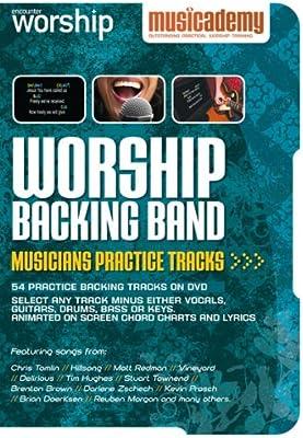 Worship Backing Band - Musicians Practice Backing Tracks