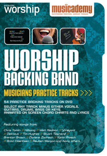 Worship Backing Band - Musicians Practice Backing Tracks Recording Backing Tracks