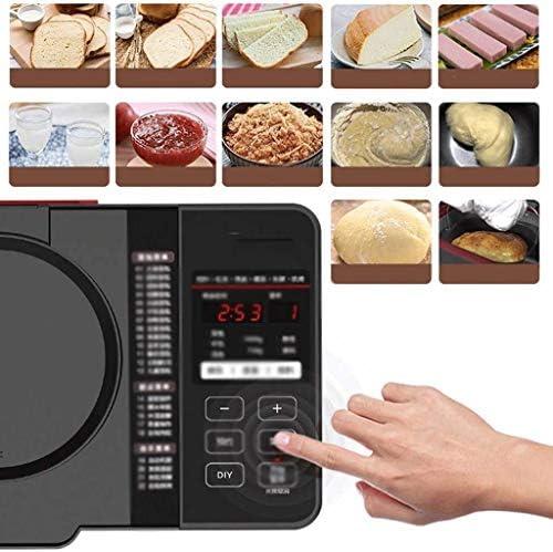 JYDQB Acier Inoxydable Pâte qualité Machine à Pain Machine avec Fruits et Noix Distributeur Automatique
