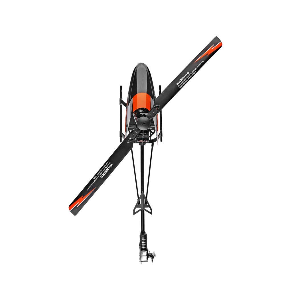 Bescita6 WLtoys V950 2.4G 6CH 3D 6G System Bürstenlos Motor Flybarless RC Hubschrauber Sechs Links Einzelpaddel Querruder Bürstenloser Fernbedienung Direkt Flugzeuge