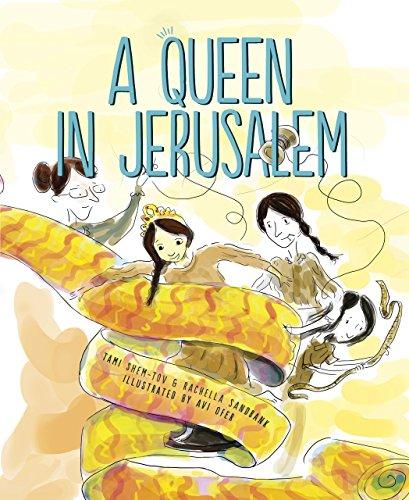 A Queen in Jerusalem (Queen Esther Costume Purim)