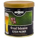 Mr. Beer Czech Pilsner 2 Gallon Homebrewing Craft Beer Refill Kit