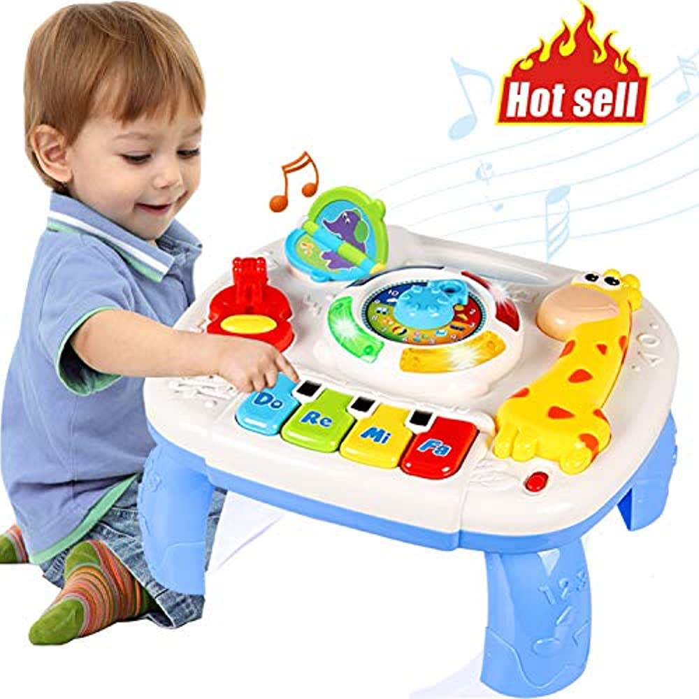 Baby Toys Music & Sound For 6-12 Month Musical Learning ...