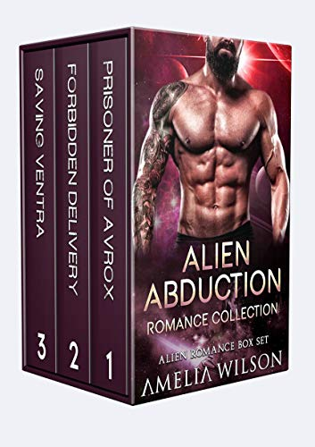 Alien Abduction Standalone Romance: Alien Romance Box Set