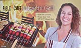 Field Chef PORTABLE HIBACHI GRILL (Charcoal) 10