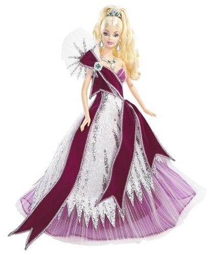 Barbie Collector Holiday 2005 Doll Designed by Bob Mackie - Bob Mackie Holiday Barbie