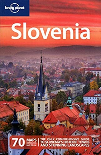 slovenia lonely planet country guides amazon co uk steve fallon rh amazon co uk Lonely Planet Roads Less Travelled Lonely Planet Guidebooks