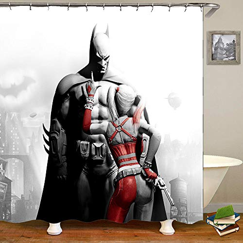Compare Price Harley Quinn Bathroom Accessories On
