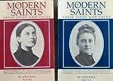 Set of 2 Modern Saints Books, Ann Ball, 0895552213