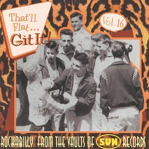 Curley Griffin - Got Rockin' On My Mind / Rock Bottom Blues