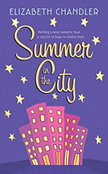 Summer in the City 0060847344 Book Cover