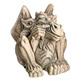Design Toscano Feast on Fools Gargoyle Statue: Large