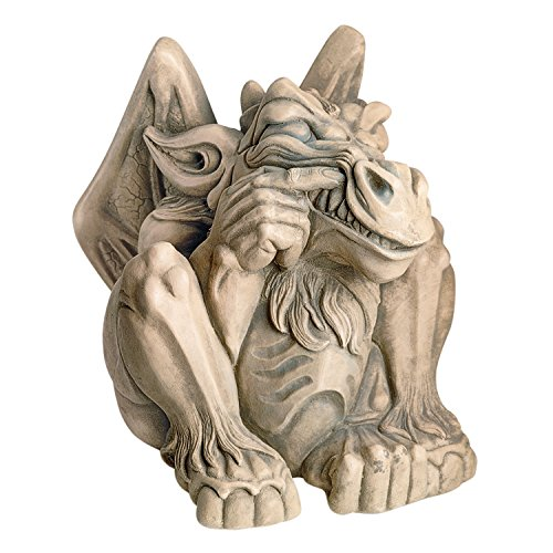 Design Toscano Feast on Fools Gargoyle Statue: Large Review