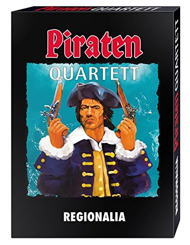 Piraten Quartett (Kartenspiel) Nuesret Kaymak Regionalia