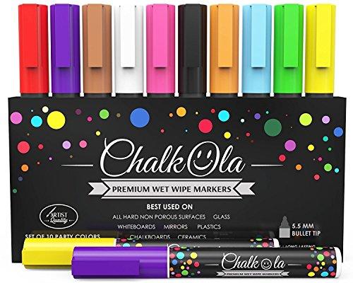 Chalk Markers Chalkboard Whiteboard Blackboard product image