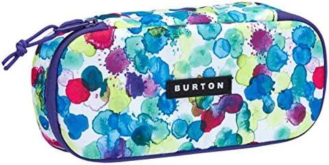 Burton Estuche/Neceser, Unisex, Kulturbeutel Switchback Case, Rainbow Drops Print, 23.5 x 6 x 10 cm, 1 Liter: Amazon.es: Deportes y aire libre