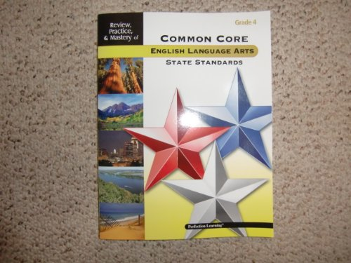 Common Core English Language Arts State Standards Grade 4