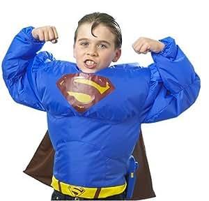 Superman Inflato Suit w/Fan, Mattel J7019