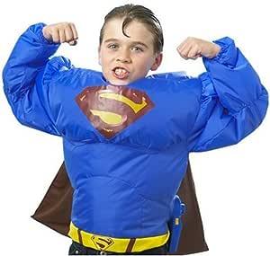 Mattel Supermann - Disfraz de Superman para niño: Amazon