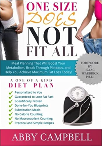 7cc3a702807f1 One Size Does NOT Fit All Diet Plan  Meal Planning That Will Boost ...